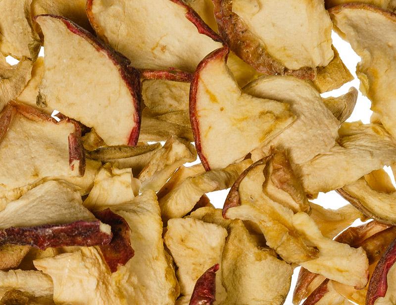 Apfelchips klein 1/8 Scheibe