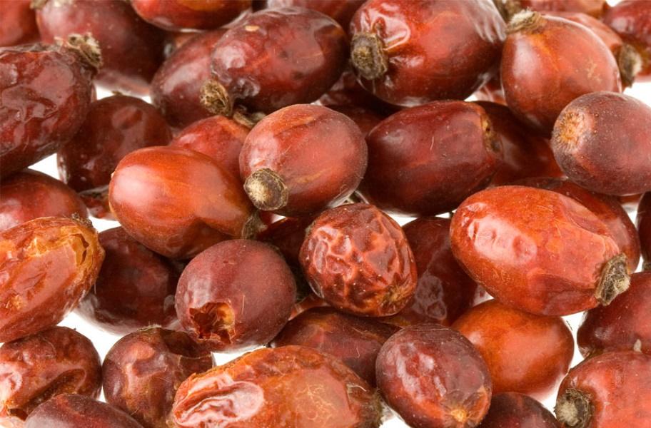 Getrocknete Beeren für Tiere