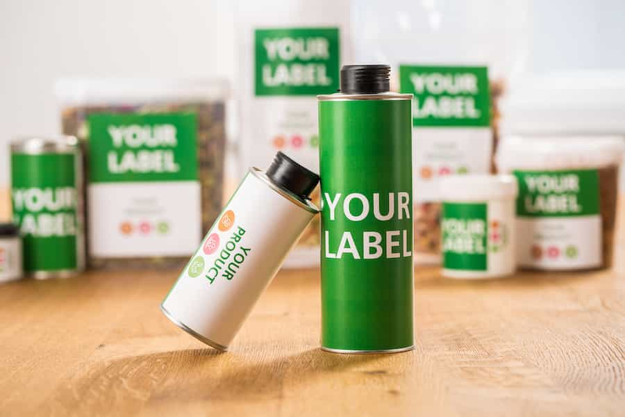 Labelerstellung - Private Label